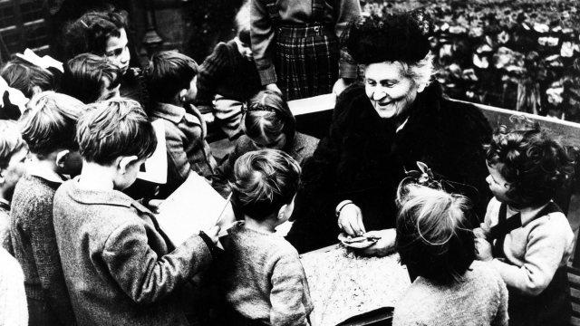 8 Maria Montessori