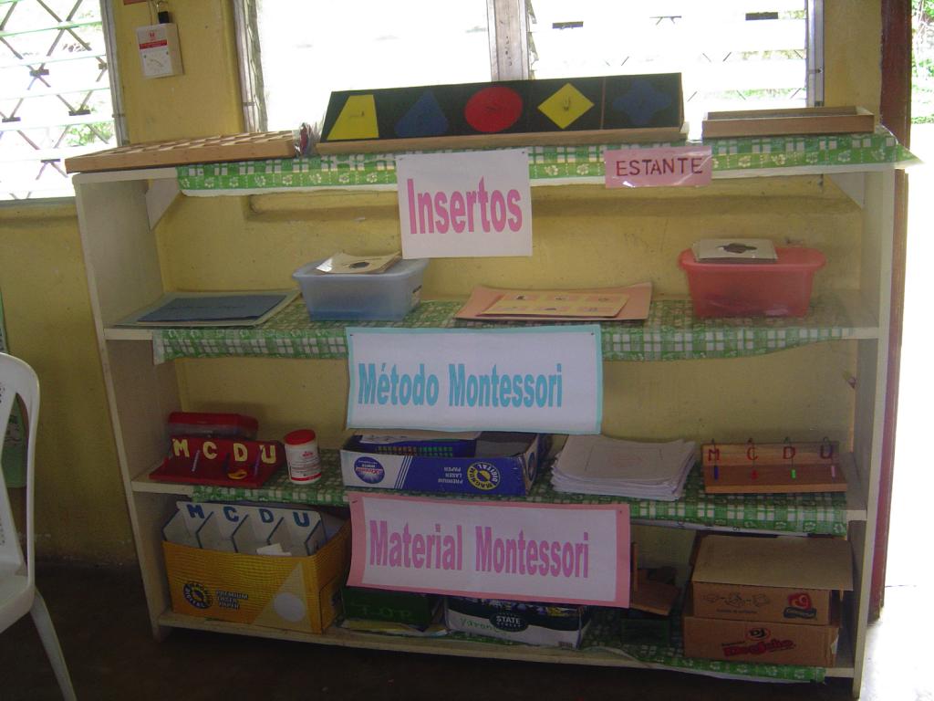 7c Materiales en aulas rurales