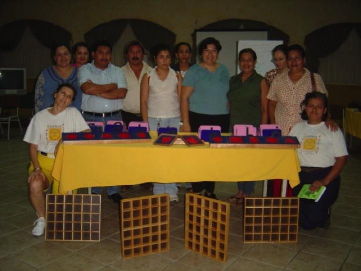 7d Donantes de Material de Lenguaje