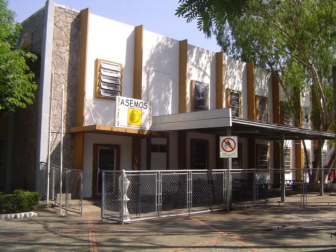 7ab Primer edificio de ASEMOS